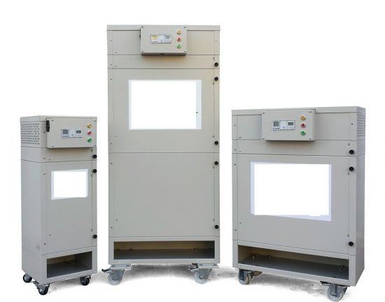 Ethylene Absorber Machines