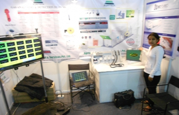 Agritech booth at AGROTECH in Chandigarh